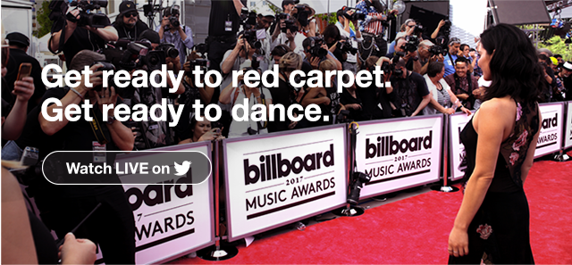 Get ready to red carpet. Get ready to dance.